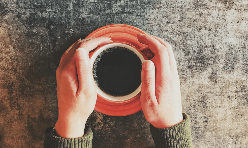 why you should not be drinking black coffee