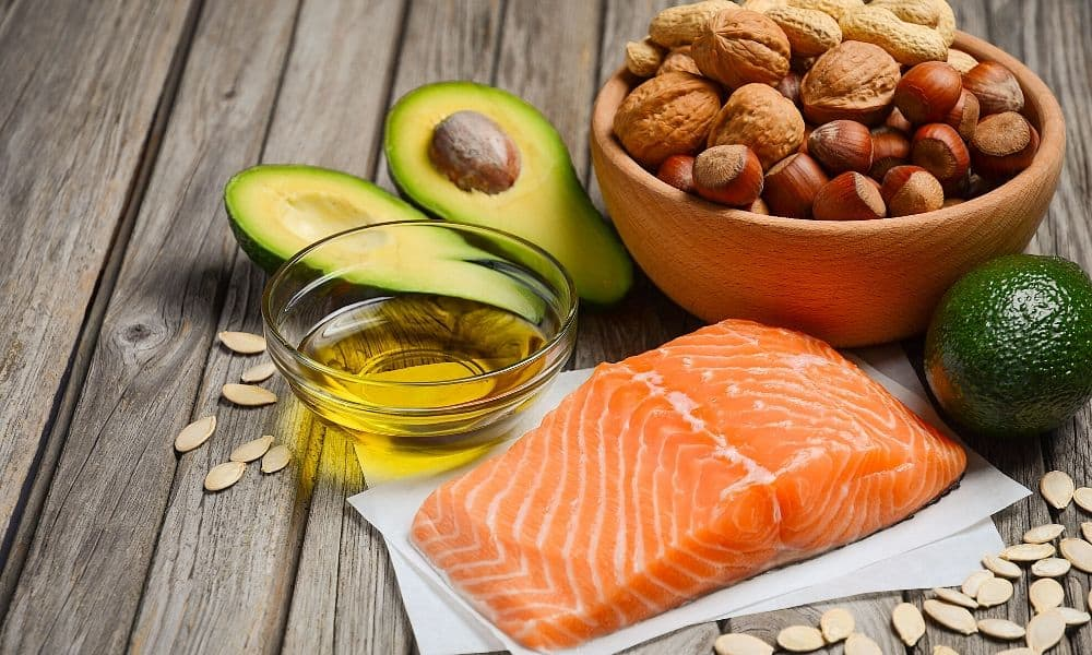 Increase healthy fats to lose weight faster