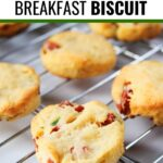 low carb keto breakfast sausage biscuits