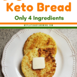90 seconds Microwave Keto Bread