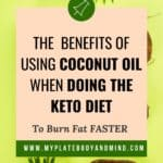 Coconut oil on the keto lowcarb diet (4)