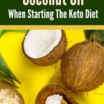 Coconut oil on the keto lowcarb diet (5)