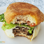 keto low carb burger bun
