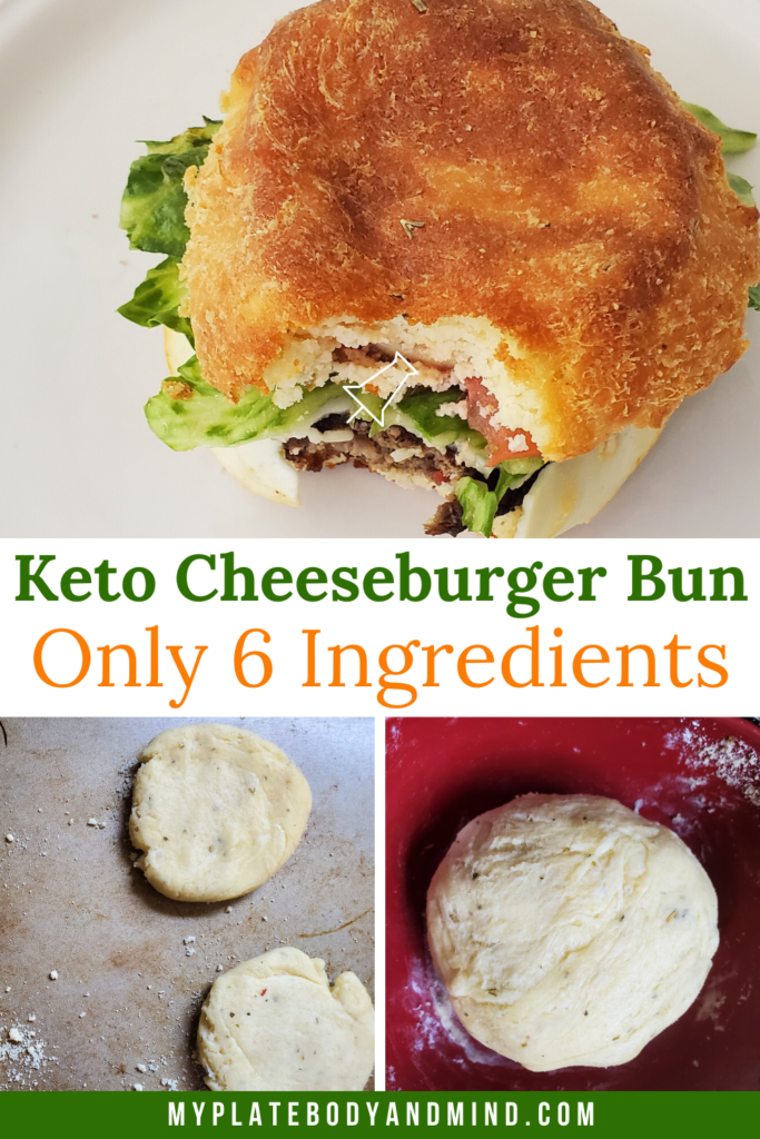 keto cheeseburger bun low carb recipe bread
