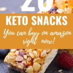 keto snacks on amazon